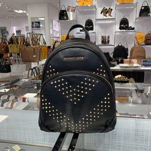 Michael Kors Women's Abbey MD Backpack